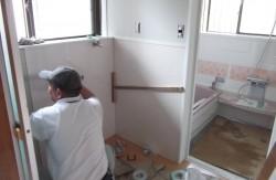 Y様浴室等リフォーム012
